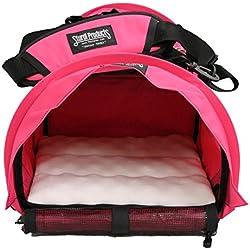 Sturdi Products SturdiBag Cube Large Pet Carrier, Hot Pink