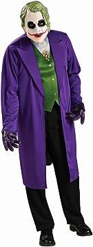 Disfraz de hombre maivado el joker Batman costume malo disfraz de ...