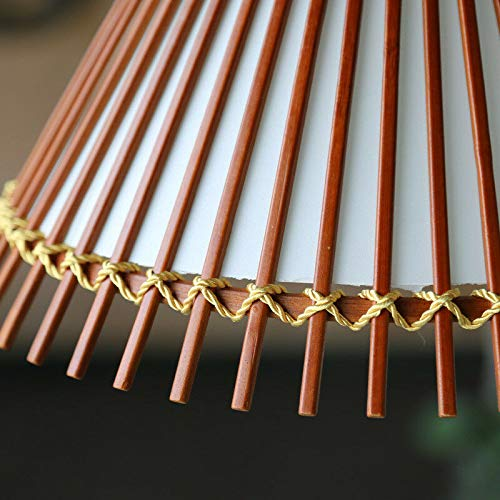 FidgetGear American Country Pastoral Style Bamboo Pendant Lamp Chandelier Hanging Light 190 by FidgetGear (Image #5)