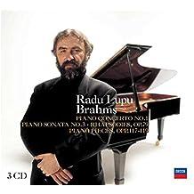 Brahms: Piano Concerto No. 1 / Piano Sonata No. 3 / Piano Pieces opp. 117-119 / 2 Rhapsodies op. 79