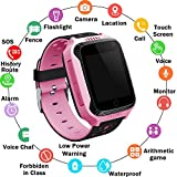Best Child Locator Watch For Kids - Zqtech Kids Smart Watch GPS Tracker - Nonwaterproof Review