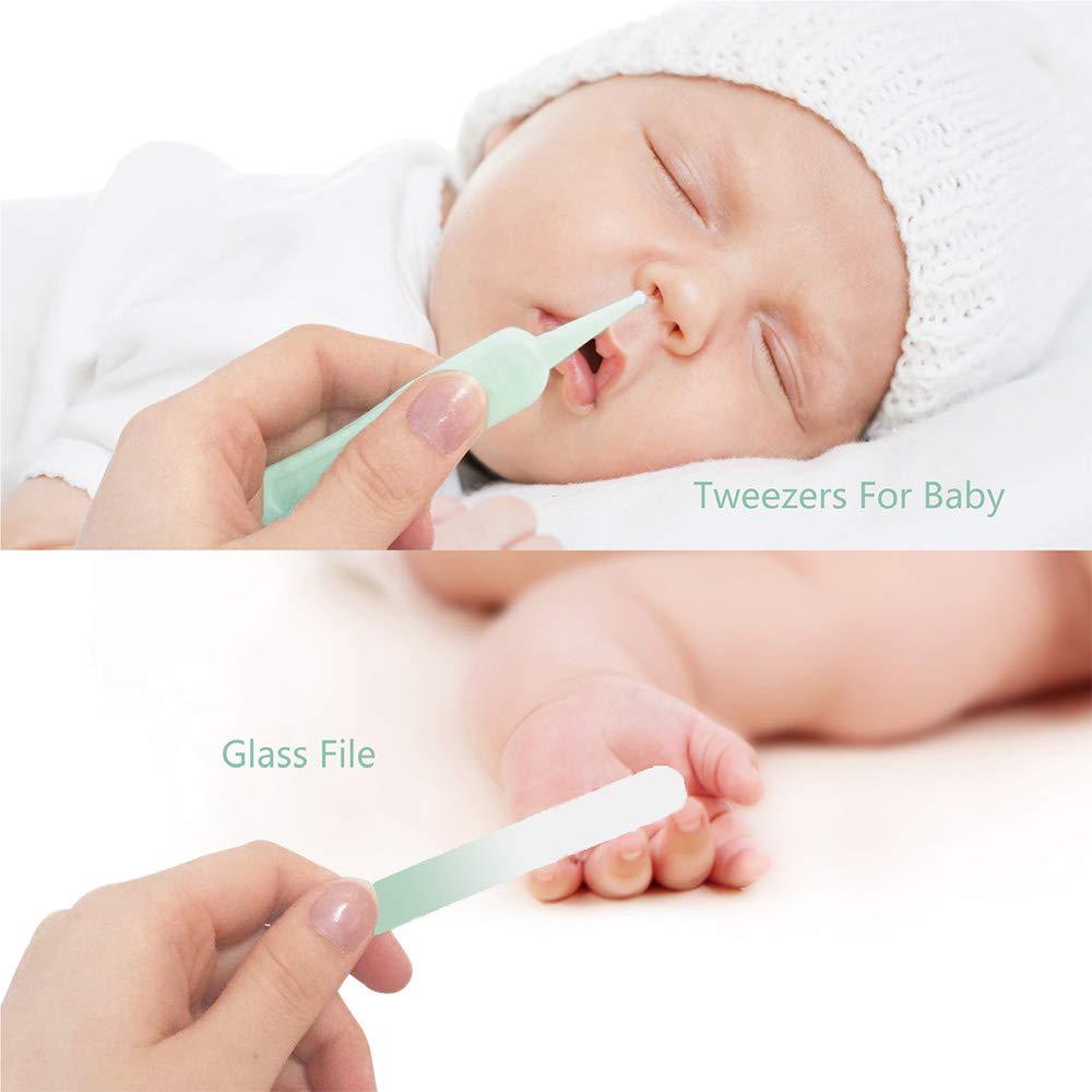 Babys Manik/üre-Set S/äuglingsnagelknipser-Set Neugeborene Spezielle Baby-Nagelknipser Baby-Nagelscheren-Set Nagelpflege-Set