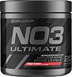 Cellucor Cellucor No3 Ultimate Nitric Oxide Supplement, Booster & Pump Amplifier, Fruit Punch