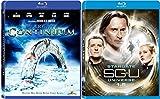 Stargate SGU- UNIVERSE 1.5 + Stargate: Continuum 2 Pack Blu Ray Sci-Fi Set