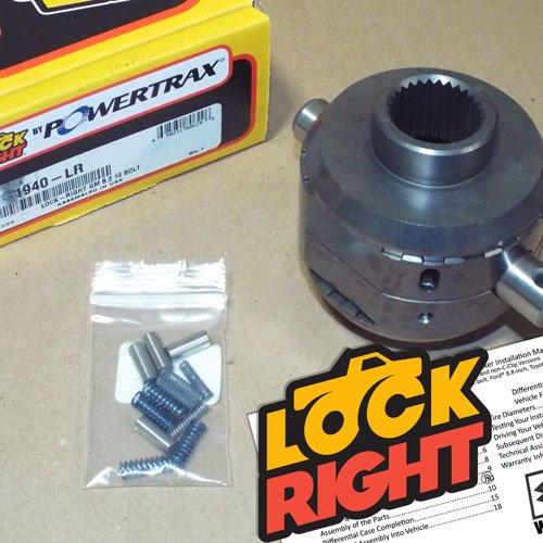 Powertrax 1940-LR Lock-Right (Gm 8.2 10 Bolt) -