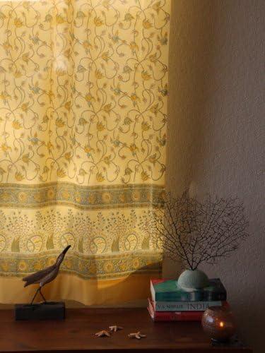 Saffron Marigold Waltz of The Vines Yellow