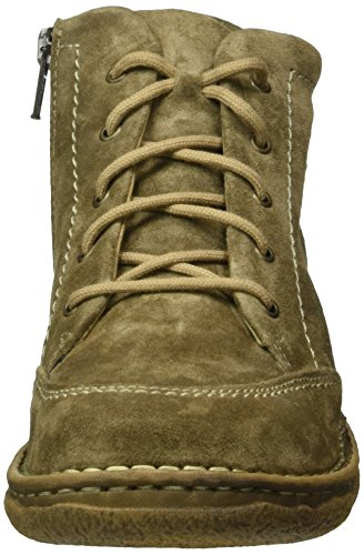 Josef Seibel Neele 01 Sneakers Alte Da Donna Verde (taupe 310)