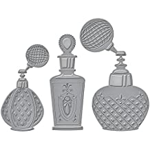Spellbinders Shapeabilities Eau De Perfume Ooh La Collection Etched/Wafer Thin Dies