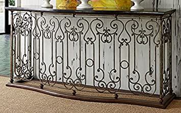 Ambella Home Collections 02284-850-001 Vanderbilt Console