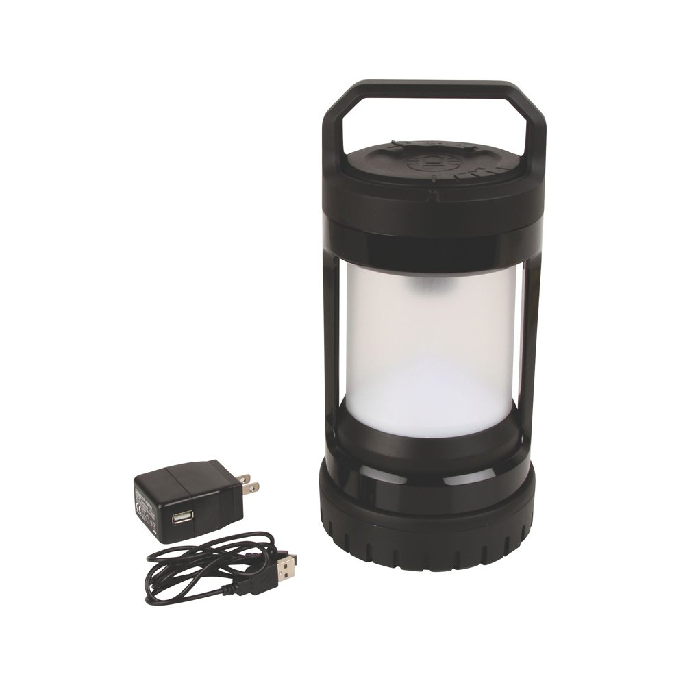 Coleman Divide Plus Spin 525L Rechargeable LED Lantern
