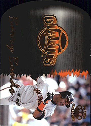 1998 Pacific Team Checklists #28 B.Bonds/J.T.Snow - - Sports List Snow