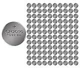 2700x Toshiba CR2016 Batteries 3v Lithium Coin Battery Bulk Wholesale Lot