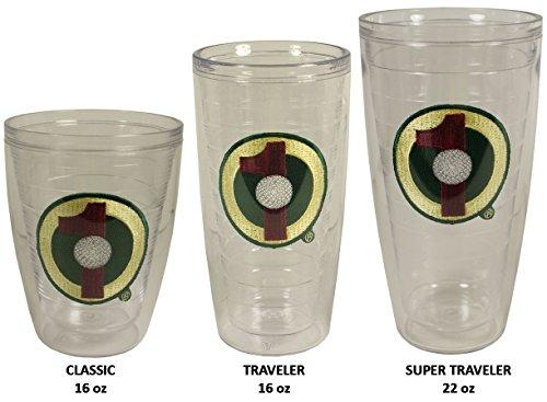 Hole-In-One Tumbler Glasses (Traveler)