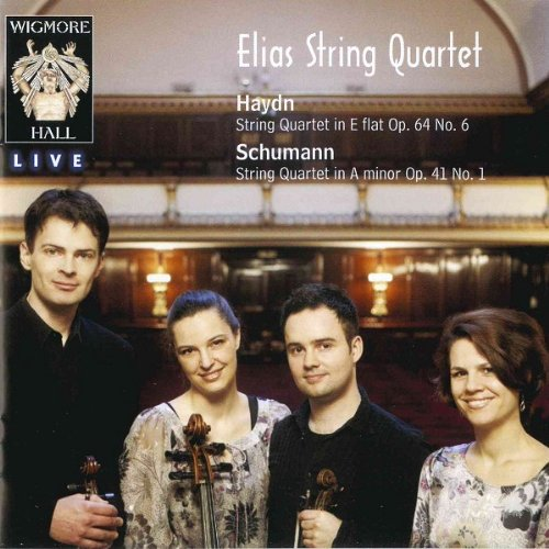 (Haydn: String Quartet Op.64 No.6; Schumann: String Quartet No.1)