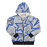 Kids Hoodies Ultra Thick Coat Warm Jacket Zip-up for Winter 7-12Y DDSOL