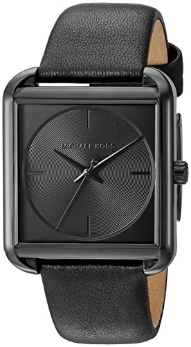Amazon.com: Michael Kors Womens Lake Black Watch MK2586: Michael Kors: Watches