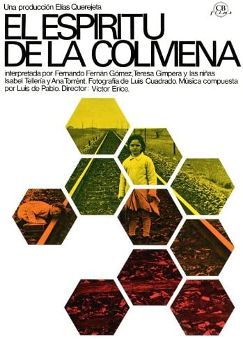 Amazon.com: The Spirit of the Beehive Movie Poster (27 x 40 Inches - 69cm x  102cm) (1973) Spanish -(Fernando Fernán Gómez)(Teresa Gimpera)(Ana  Torrent)(Isabel Tellería)(Ketty de la Cámara): Prints: Posters & Prints