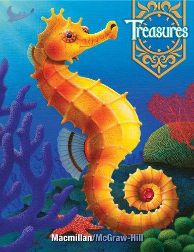 Treasures, A Reading/Language Arts Program, Grade 2, Book 1 Student Edition (ELEMENTARY READING TREASURES)