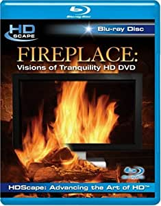 Fireplace: Visions of Tranquility [Blu-ray]