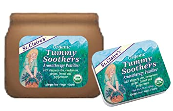 Amazon.com: St. Claire de Organics® Tummy chupetes, Bulk ...