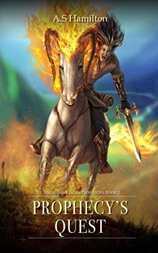 Download Prophecy's Quest: Andarean Realms Prophecies Book 2 pdf epub