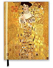 Gustav Klimt: Adele Bloch Bauer I (Blank Sketch Book)