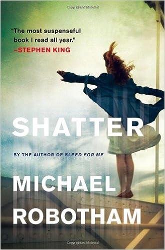 Shatter Joseph OLoughlin Michael Robotham 9780316187428 Amazon Books