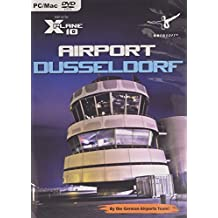 Airport Dusseldorf - For X-Plane 10 (PC DVD) (UK)