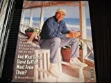 The New York Times Magazine (David Geffen , Calvin Klein , Felix Rohatyn , Kirk Varnedoe , Bill Clinton, May 2 , 1993)