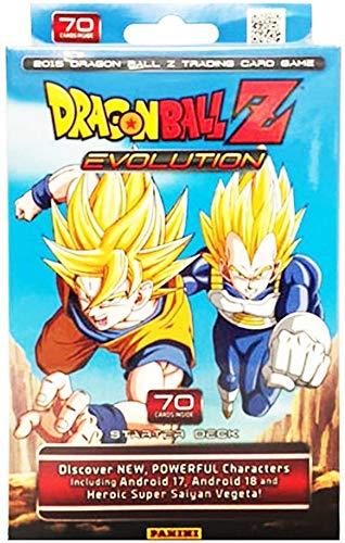 Dragon Ball Z/DBZ Evolution Starter Deck (Random Personality) (Dragon Ball Z Personality)