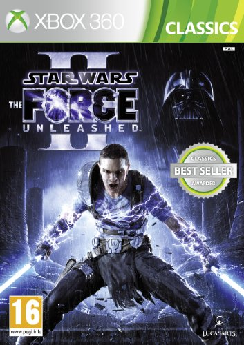 Star Wars Force Unleashed 2 Darth Vader Costume (Star Wars Force Unleashed II (Xbox 360))