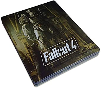 FALLOUT 4 Collectable SteelBook Metal Game Case [NO GAME]: Amazon.es: Videojuegos