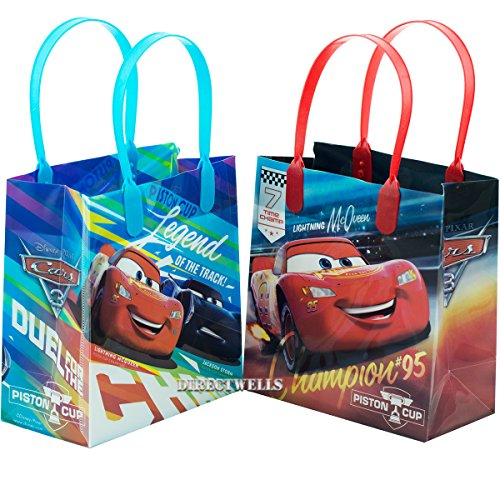 Disney Car Mcqueen Lightning 12 Premium Quality Party