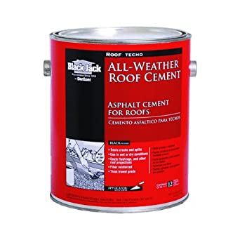 Gardner Gibson 6230-9-34 Black Jack All Weather Roof Cement 1 Gallon  sc 1 st  Amazon.com & Gardner Gibson 6230-9-34 Black Jack All Weather Roof Cement 1 ... memphite.com