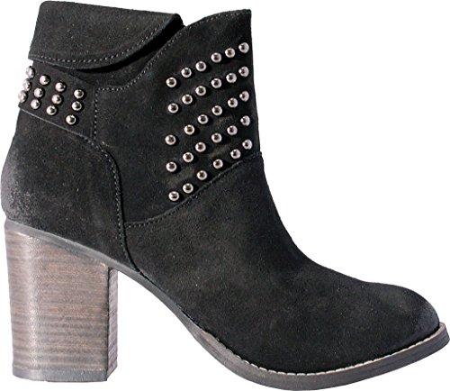 Jemma Nomad Bootie Ankle Black Women's BYqwY1