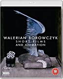 Walerian Borowczyk Short Films And Animation (Blu-ray + DVD)