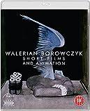 Walerian Borowczyk Short Films And Animation (Blu-ray + DVD)