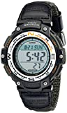 Casio Men's SGW100B-3V Digital Compass Twin-Sensor Sport Watch