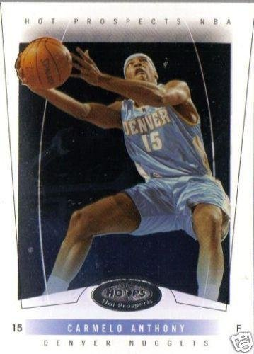 20 Denver Nuggets Basketball Cards Lot Carmelo Anthony/kenyon Martin/j.r.smith/dikembe Mutombo Plus More Star Players Basketball Cards (Nuggets Kenyon Denver Martin)