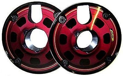 Coches de DISNEY par de 30,48 cm rueda tapacubos para bicicleta nueva mamamemo
