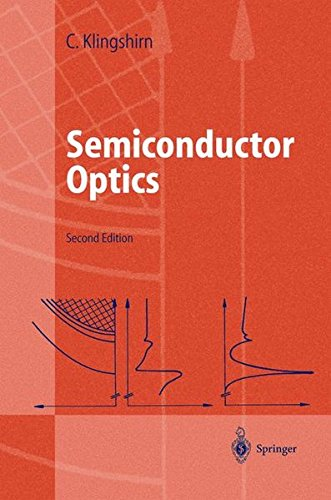 Semiconductor Optics (Advanced Texts in Physics)