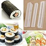 [Free Shipping] Japanese Sushi Long Roller Rice Maker Mould DIY Tool // Sushi japonais riz rouleau à long maker moule Outil bricolage