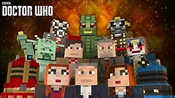 Minecraft - DLC,  Doctor Who Skins Volume I - Wii U [Digital Code]