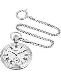 Tissot Lepine Mechanical Pocket Watch (Model: T8614059903300)