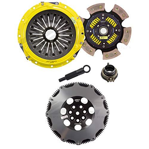 ACT Xtreme Sprung 6 Pad Clutch w/Streetlite Flywheel for 03-06 Mitsubishi EVO