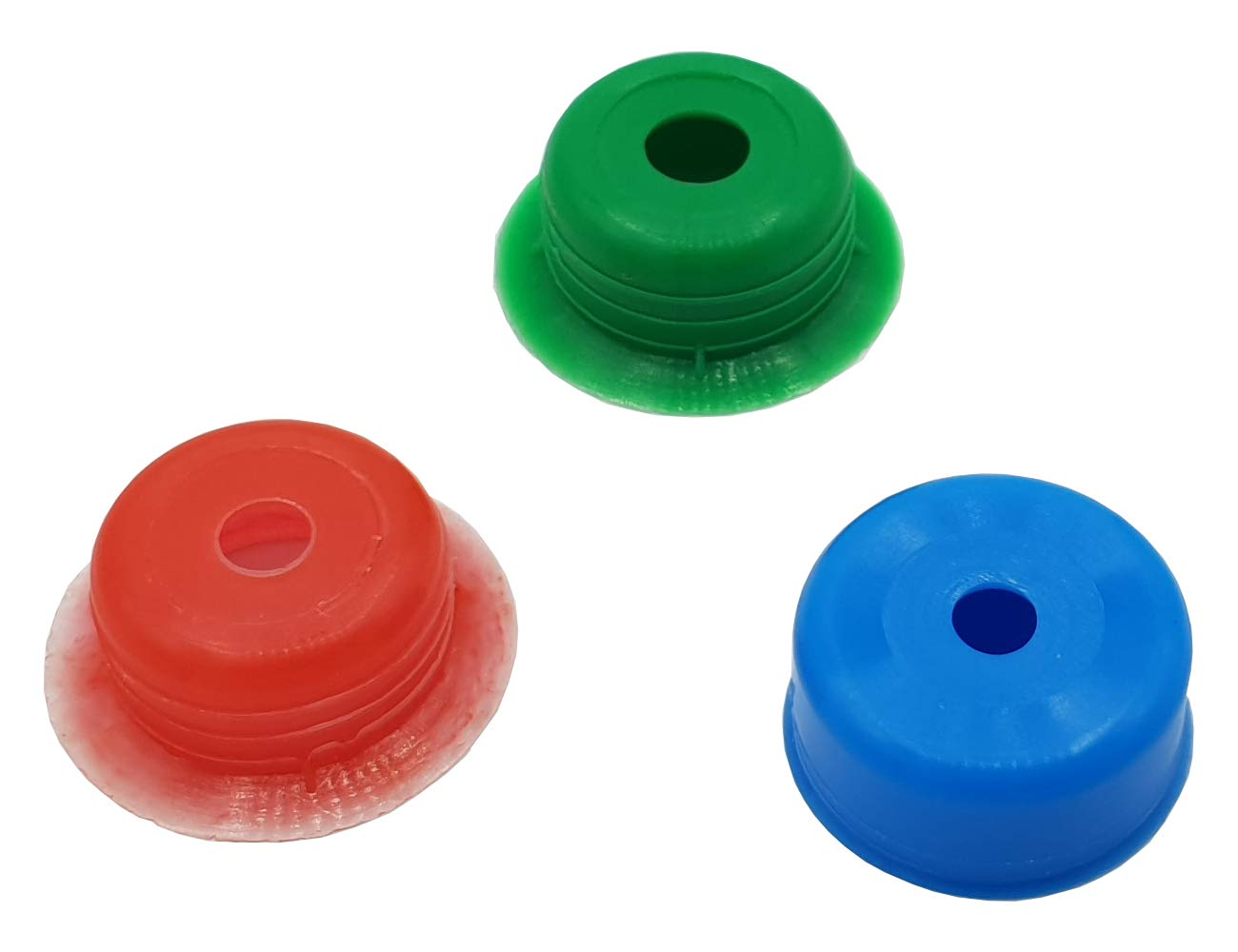 Water Saving Shower Flow Reducers Regulators Adaptors Set - 7-20 L/min -  1/2