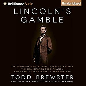 Lincoln's Gamble Audiobook