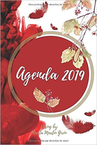 Agenda 2019: Diseño exclusivo. Interior a todo color ...
