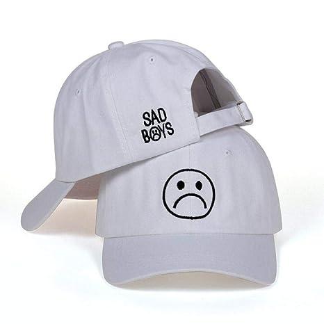 A-HXTM Gorras De Hombre Sombrero De Papá Algodón Ajustable ...
