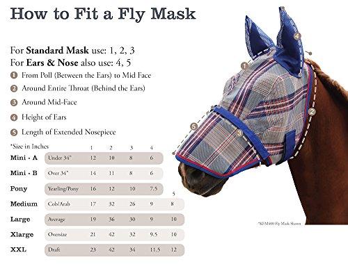 Horse Eye Mask - 9